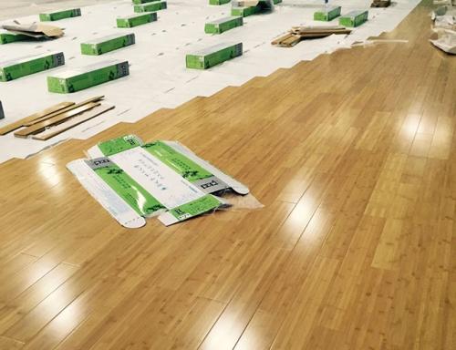 强化竹地板